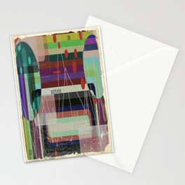 Casette Music 1981 Stationery Cards