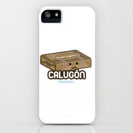 Calugón iPhone Case