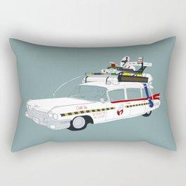 Ecto-1A Rectangular Pillow