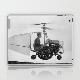Gyrocopter Laptop & iPad Skin