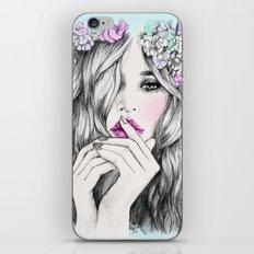 Coup de foudre iPhone & iPod Skin