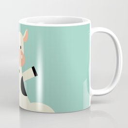 You Stole My Heart But I will let you keep it - said the cow - Happy Valentines Day Coffee Mug