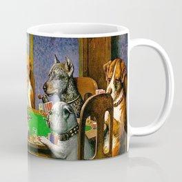 A FRIEND IN NEED - C.M. COOLIDGE Coffee Mug