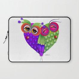 Owl's love Laptop Sleeve