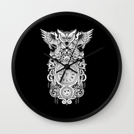 Forbidden Dreams Wall Clock
