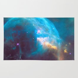 Nebula - Science Rules! Rug