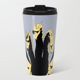 Ghidorah, the Three-Headed Monster Travel Mug
