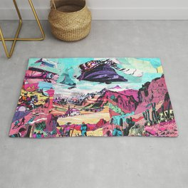 Mountain Adventure Rug