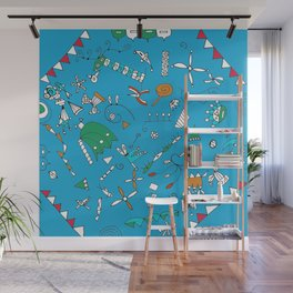 characters game Wall Mural