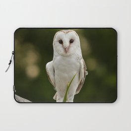 White owl Laptop Sleeve