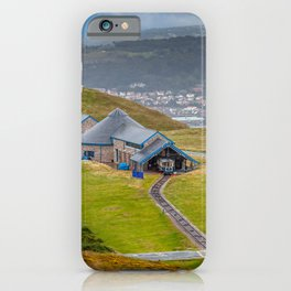 Great Orme Railway Llandudno iPhone Case