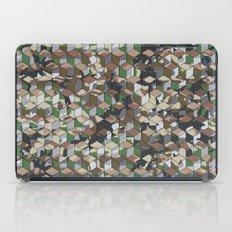 CUBOUFLAGE MULTI (SMALL) iPad Case