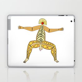 God of virility Laptop & iPad Skin