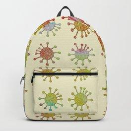 DP038-4 grungy critter Backpack
