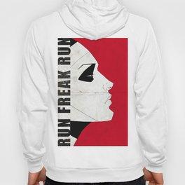 Run Freak Run - Red Hoody