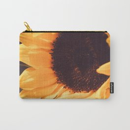SunFlower (1) Carry-All Pouch