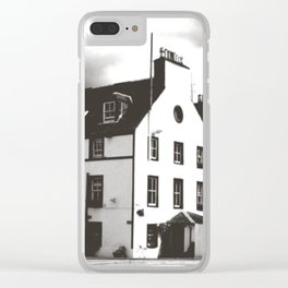 The George Hotel Clear iPhone Case