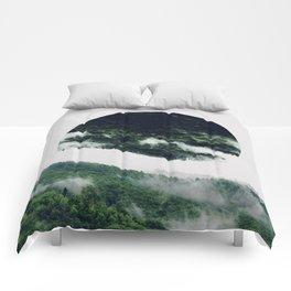 The Upsidedown Comforters