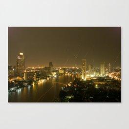Chao Phraya Canvas Print