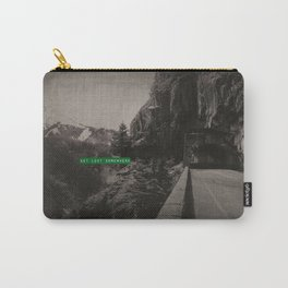 Get Lost Somewhere Carry-All Pouch