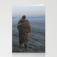 bigfoot Stationery Cards featuring Bigfoot? by Randy Sager