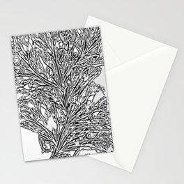 Mirall Trencat, Arbre de Vida Stationery Cards