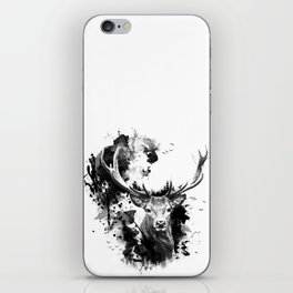 Once upon a Stag iPhone Skin