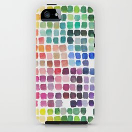 Favorite Colors iPhone Case