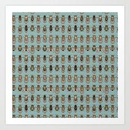 Drosophila Gift Art Print