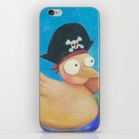 pirates iPhone & iPod Skins featuring Pirates ! by Pinkpandas