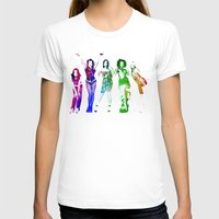 spice girls T-shirts featuring Spice Girls. by Greg21