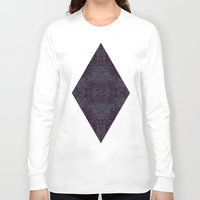 tatoo Long Sleeve T-shirts featuring Tatoo weft by NumericEric
