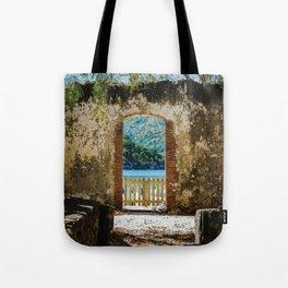 Lost Portals Tote Bag