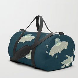 Murder in Space, She Drew Duffle Bag