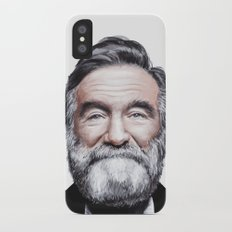 A tribute to Robin Williams Slim Case iPhone X