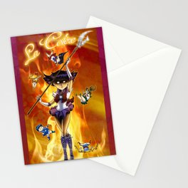 Sailor Saturn Stationery Cards