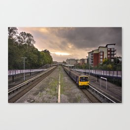 Exeter Central Pacer Canvas Print