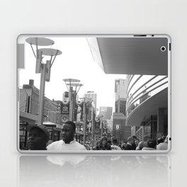 Black and White City Laptop & iPad Skin