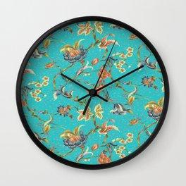 valentina van gogh Wall Clock