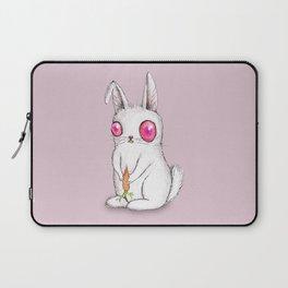 Cute funny bunny Laptop Sleeve
