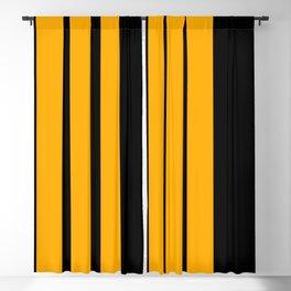 Captain Pilot Stripes Blackout Curtain