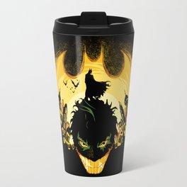 Dark Knightmare Travel Mug