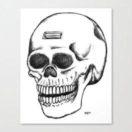 Homo Sapiens Format C: Canvas Print