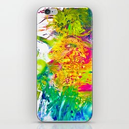 Vagues Vives iPhone Skin