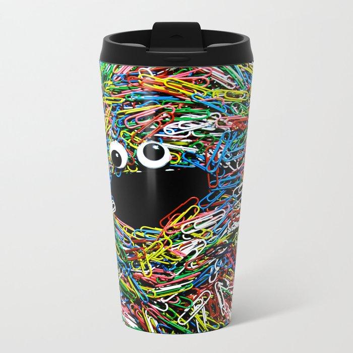 Clip Art: Behemoth! Metal Travel Mug