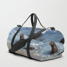 Frolicking Grand Poobah Duffle Bag