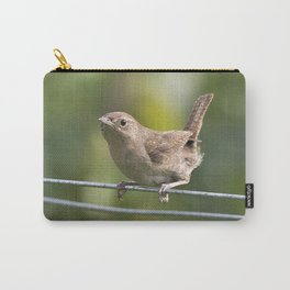 Mad Mama Wren Carry-All Pouch