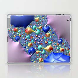 Foreverness Of Fractals 01 Laptop & iPad Skin