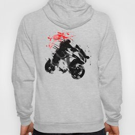 Ninja Motorcycle Japan Hoody