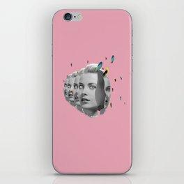 Grace III iPhone Skin